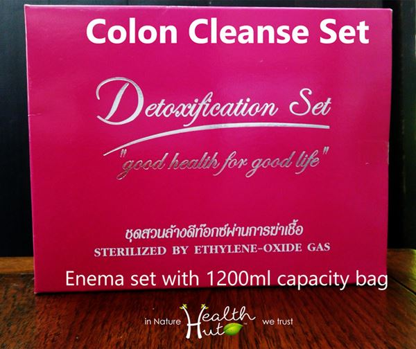 Colon Cleanse set