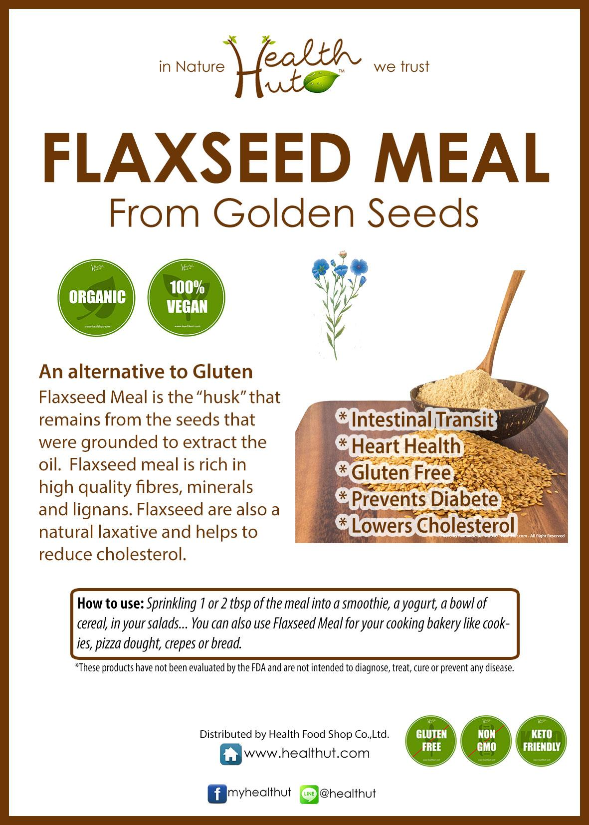 Flax Seed Meal