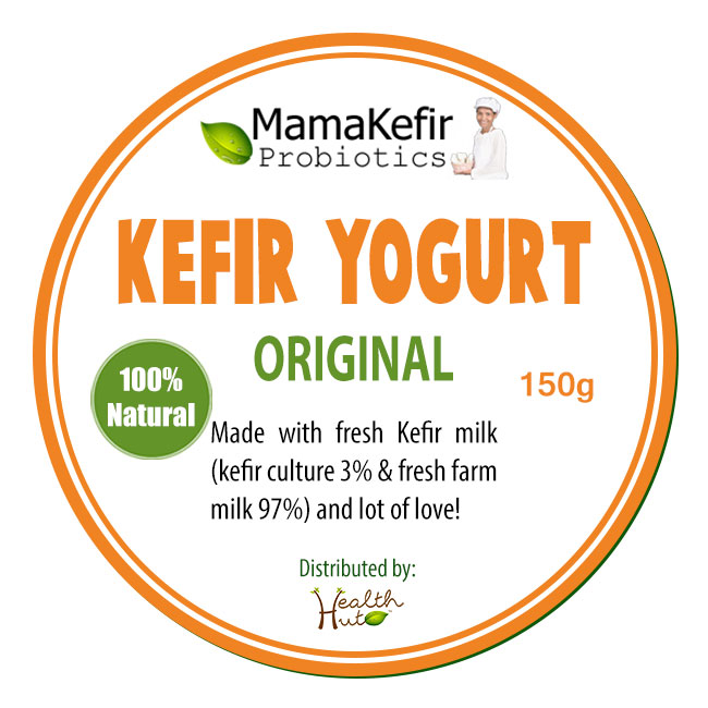 Kefir Yogurt