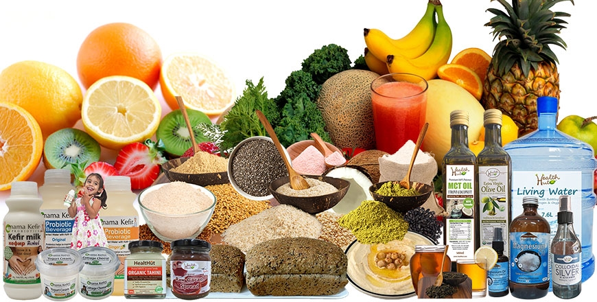 Nutrition Services Healthy Products