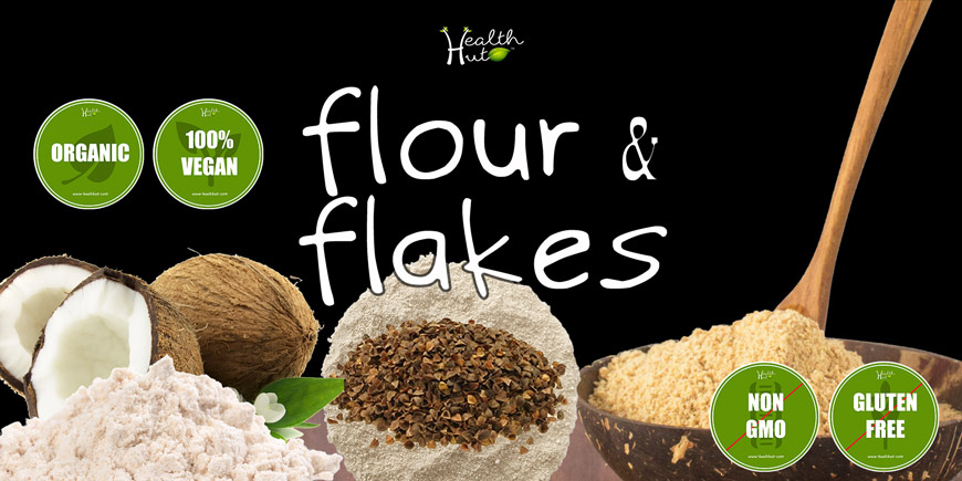 Flours and Flakes