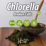 Chlorella Broken Cell 150g