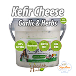 Kefir Cottage Cheese Garlic & Herbs