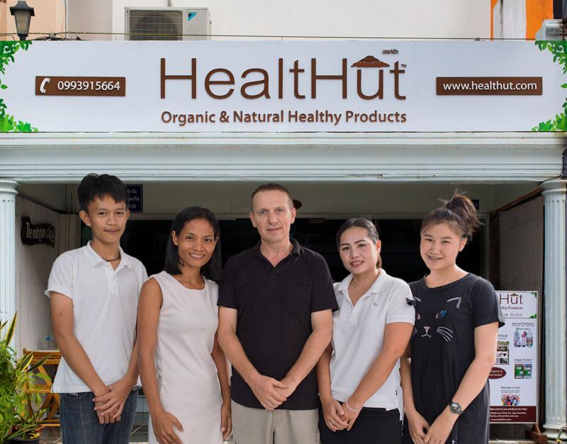 Healthut - About Us